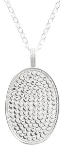 Anna Beck Large Oval Pendant
