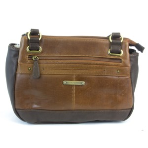 Stone Mountain Accessories Satchel in Cognac