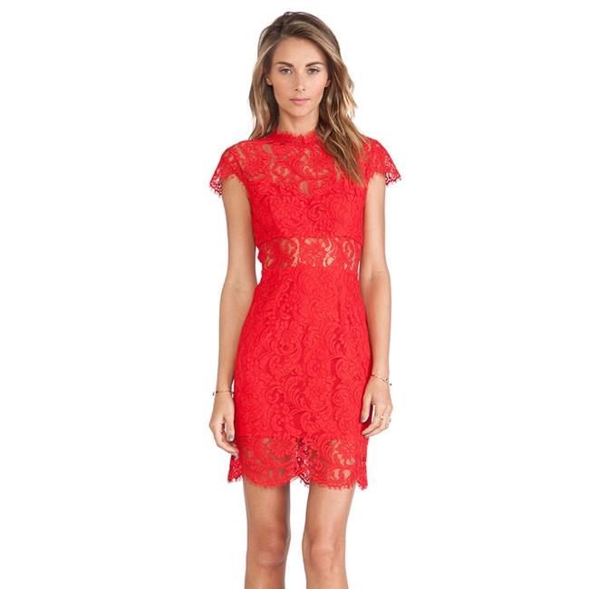 Preload https://img-static.tradesy.com/item/24349377/saylor-rouge-jane-short-cocktail-dress-size-0-xs-0-0-650-650.jpg