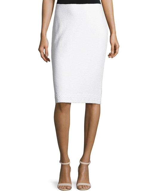 Preload https://img-static.tradesy.com/item/24349413/st-john-white-new-straight-small-clair-knit-textured-lace-skirt-size-4-s-27-0-0-650-650.jpg