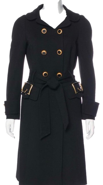 Preload https://img-static.tradesy.com/item/24349440/dolce-and-gabbana-black-new-with-tags-d-and-g-coat-size-4-s-0-4-650-650.jpg