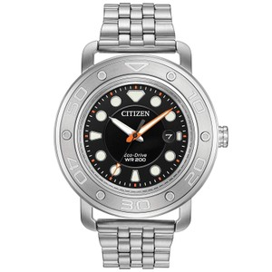 Citizen Citizen Mens Eco Drive Stainless Steel Watch Model: AW1530-65E