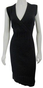 Chanel Knit Cashmere Sleeveless 2007 Dress