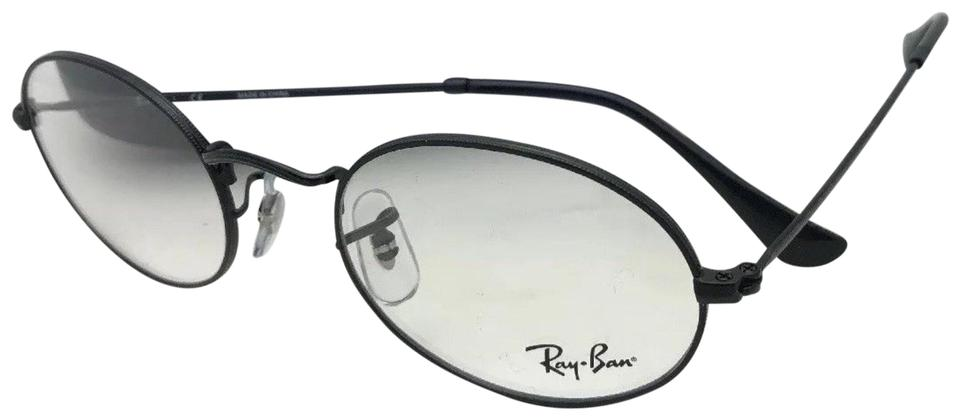 e8e12769a6 Ray-Ban New Rx-able Rb 3547v 2509 51-21 145 Shiny Black Frame W ...