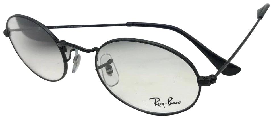 cb2be680d262 Ray-Ban New Rx-able Rb 3547v 2509 48-21 145 Shiny Black Frame W ...
