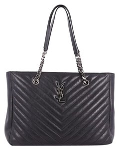 14a8ec0560f2 Saint Laurent Monogram Totes - Up to 70% off at Tradesy