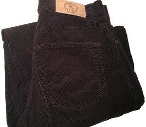 Bogner Straight Pants Brown