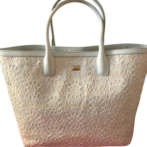 Dolce&Gabbana Tote in Baby Blue & White