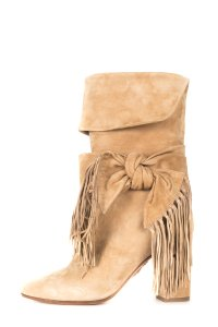 Aquazzura brown Boots