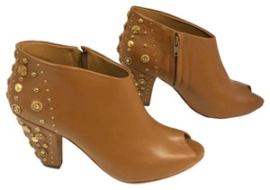 Anthropologie tan Boots