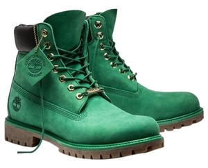 Timberland winter green Boots