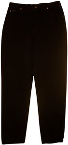 Riders by Lee Relaxed Fit Trouser/Wide Leg Jeans-Dark Rinse