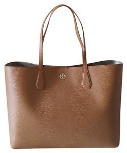 Tory Burch Perry Tote in Bark