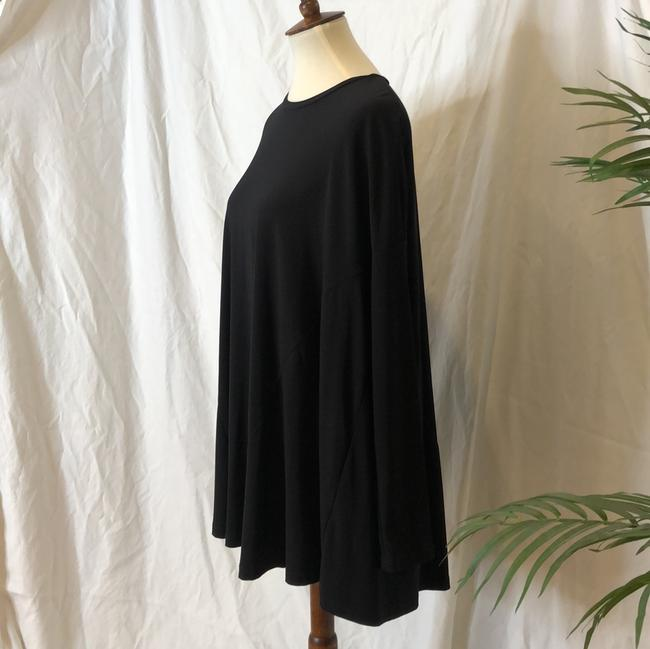 Show Me Your Mumu Black Will Tunic Long Sleeve In Spandy Short Cocktail Dress Size 8 (M) Show Me Your Mumu Black Will Tunic Long Sleeve In Spandy Short Cocktail Dress Size 8 (M) Image 6