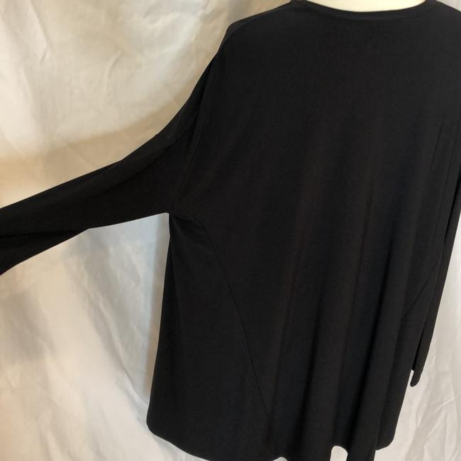 Show Me Your Mumu Black Will Tunic Long Sleeve In Spandy Short Cocktail Dress Size 8 (M) Show Me Your Mumu Black Will Tunic Long Sleeve In Spandy Short Cocktail Dress Size 8 (M) Image 8