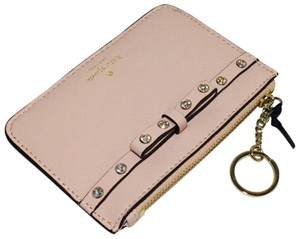 Kate Spade Kate Spade Bitsy Laurel Way Jeweled Key Coin / Mini Wallet Warm Vellum