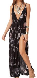 Black Maxi Dress by Blue Life