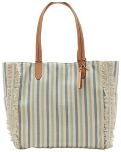 Vince Camuto Tote in Turquoise Multi