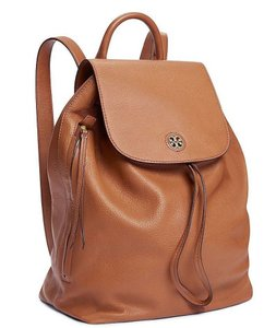 Tory Burch Leather Tote Backpack