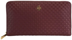 Tory Burch Tory Burch Marion Embossed Multi-Gusset Zip Continental