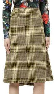 MARY KATRANTZOU Skirt Yellow / Purple