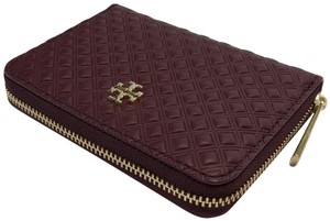 Tory Burch Tory Burch Marion Embossed Zip Coin Case