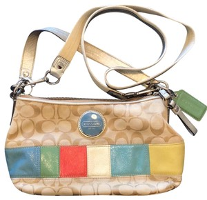 07bc6ed9e68 Green Coach Shoulder Bags - Up to 90% off at Tradesy
