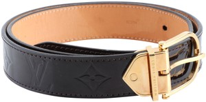 Louis Vuitton Louis Vuitton Vernis Ceinture 30 mm Belt