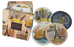 Rifle Paper Co Rifle Paper Co Coaster Set