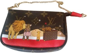 Louis Vuitton Holiday Accessories Metis Crossbody Wristlet in Monogram
