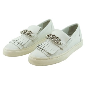 Giuseppe Zanotti Sneakers For Women White Flats