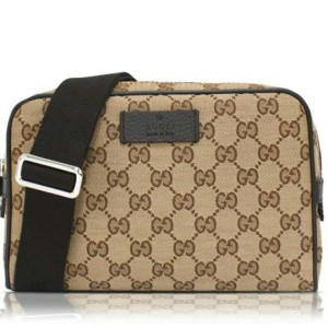 Gucci Fanny Pack Travel Canvas Backpack