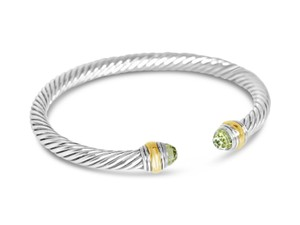 David Yurman David Yurman 5MM Lemon Citrine Cable Bracelet