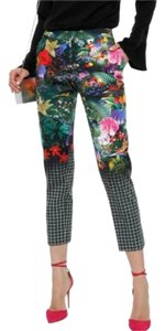 MARY KATRANTZOU Trouser Pants Multicolored