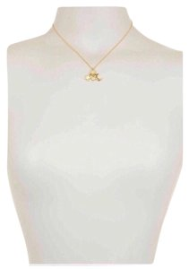 14th & Union STAR & MOON CUBIC ZIRCONIA PAVE CHARM NECKLACE