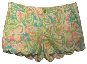 Lilly Pulitzer Dress Shorts Multi