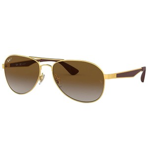 Ray-Ban RB3549 001/T5 Pilot Style Unisex