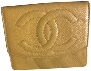 4c52670b4ad5 Yellow Chanel Wallets - Up to 70% off at Tradesy