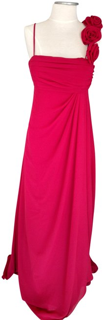 Item - Berry Style # 641 Long Formal Dress Size 10 (M)