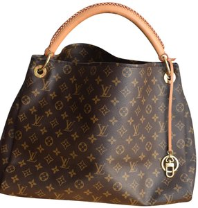 Louis Vuitton Artsy Mm Neverfull Artsy Hobo Bag