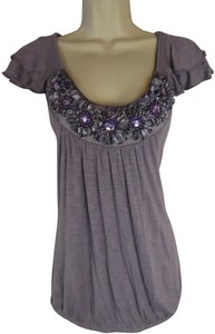 Bobeau Top purple