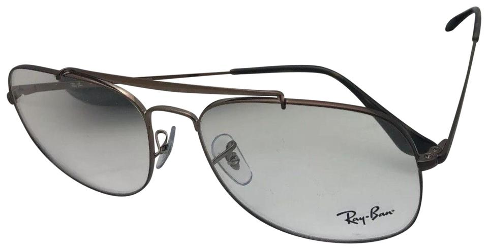 ac2f2c16fba Ray-Ban New Aviators The General Rb 6389 2531 55-16 140 Brown Frames ...