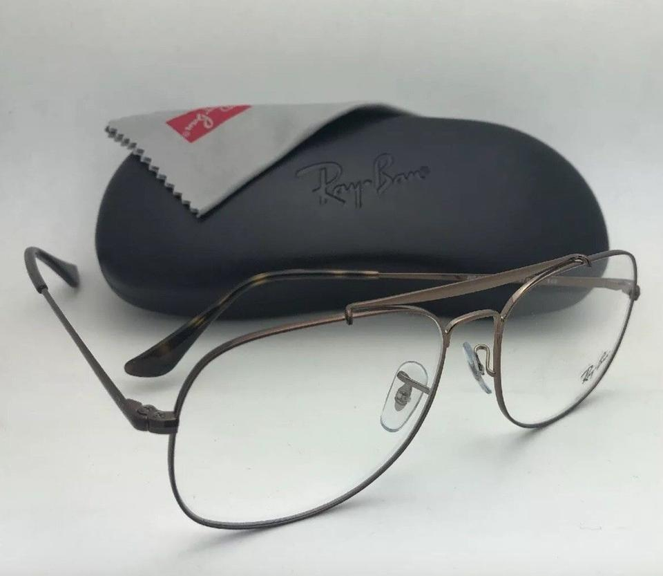 d9b63b02668 Ray-Ban New Aviators The General Rb 6389 2531 55-16 140 Brown Frames  Sunglasses - Tradesy