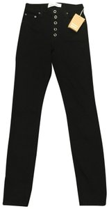 Reformation Skinny Pants N W T - [Rare] Black