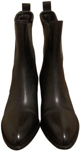 Alexander Wang Chelsea Leather Black Boots