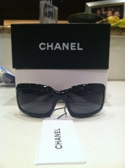 Chanel Chanel Signature Mother of Pearl CC Sunglasses