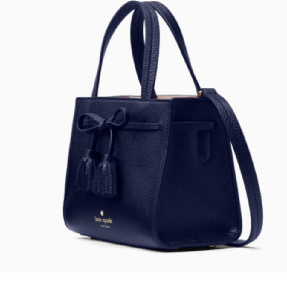 5e4b7d1ac11b Kate Spade New York Hayes Street Small Sam Isobel Blue Ridge Cross ...