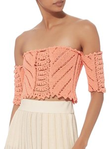 Ronny Kobo Collection Top Coral