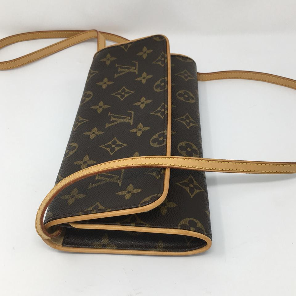 Louis Vuitton Pochette Twin Gm Monogram Cross Body Bag - Tradesy 7350111dbc924
