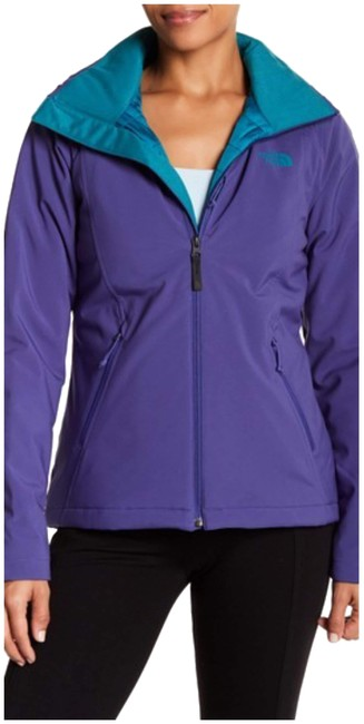 The North Face Purple Apex Elevation Jacket Coat Size 12 (L) The North Face Purple Apex Elevation Jacket Coat Size 12 (L) Image 1